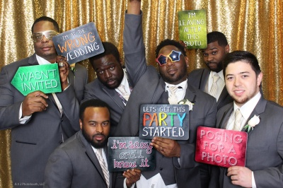 Photo Booth Phrases<br />Wedding Mix