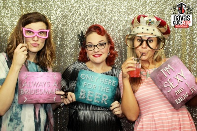 Plastic Photo Booth Signs<br />Gender Reveal / Baby Shower